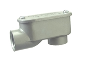 "1-1/4"" Rigid Service Entrance Elbow"