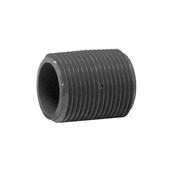 """1"""" x Close Schedule 80 PVC Nipple (MIP x MIP)"""