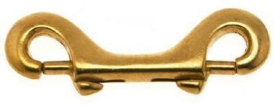 "1/2"" Bronze Double Ended Bolt Snap"
