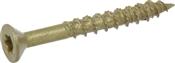 """Multi-Material Exterior Screw, #10 x 1-3/4"""", 1lb Box"""