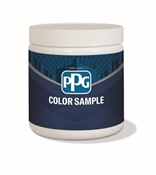 Eggshell Mid-Tone Base Paint Sample, 8 Oz.