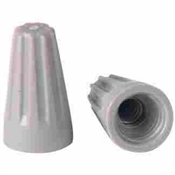 25 Pack Gray Wire Connector
