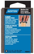 Sanding Sponge Medium Grit 3 Pack