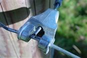 T-Clip Gripple Corner Splices for Fence - 200 Each