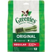 Greenies Regular Dog Treat-Pak