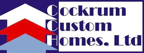 Cockrum Custom Homes logo